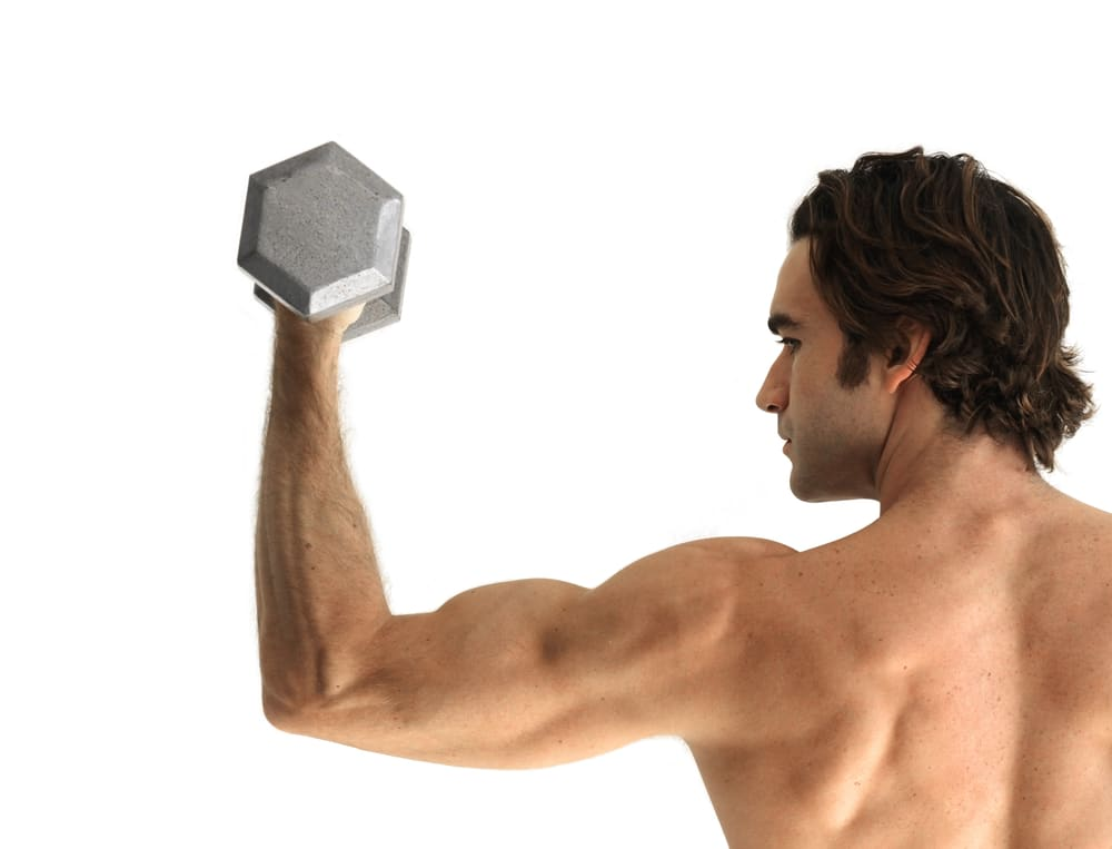 How to pump biceps at home